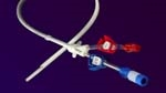 Medcomp Double Lumen Titan HD Hemodialysis Catheter Bx 5 (Different Sizes) medcomp, double lumen, titan-hd
